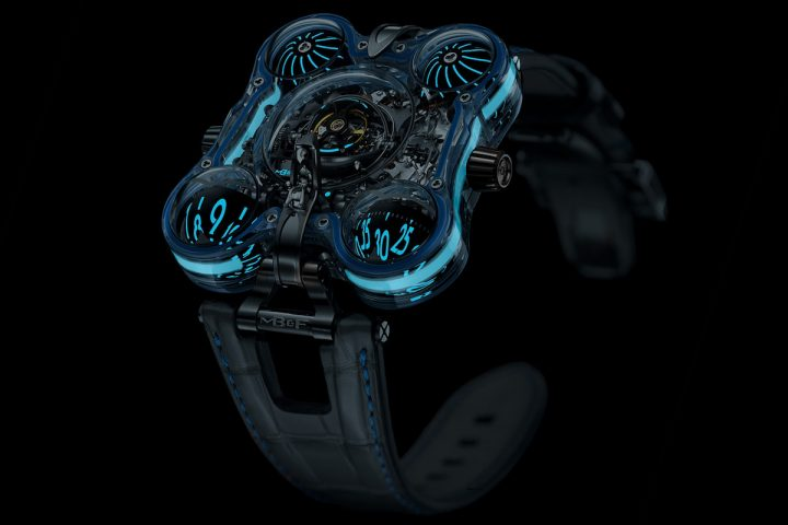 MB&F Has Revealed the $500,000 HM6 Alien Nation Watch