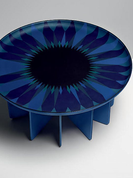 Check Out This Astonishing Table Created by India Mahdavi for Louis Vuitton Objets Nomades