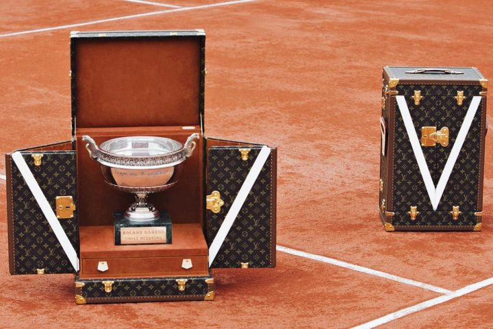 Louis Vuitton Creates Trunks to House the Legendary Roland-Garros Trophies
