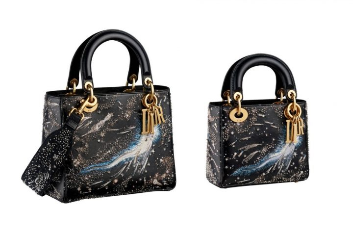 Behold Three Embroidered Special Editions of the Lady Dior Bag