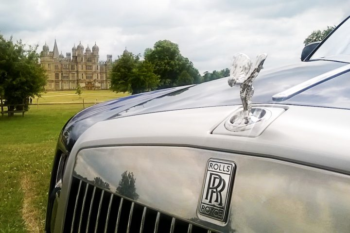 A Record Number of Rolls-Royces to Be Displayed at the Rolls-Royce Enthusiasts' Club
