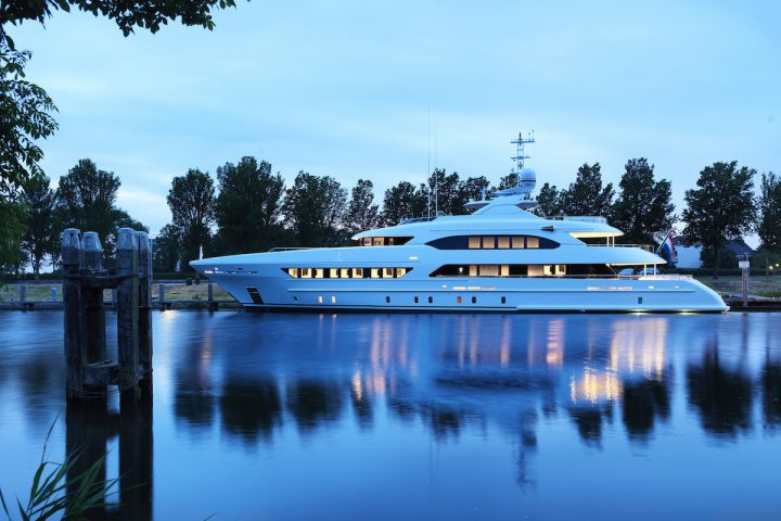 Heesen Yachts' YN 17947 Book Ends Has Been Delivered