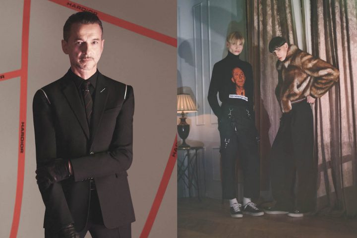 Dave Gahan Fronts Dior Homme Winter 2017-2018 Campaign