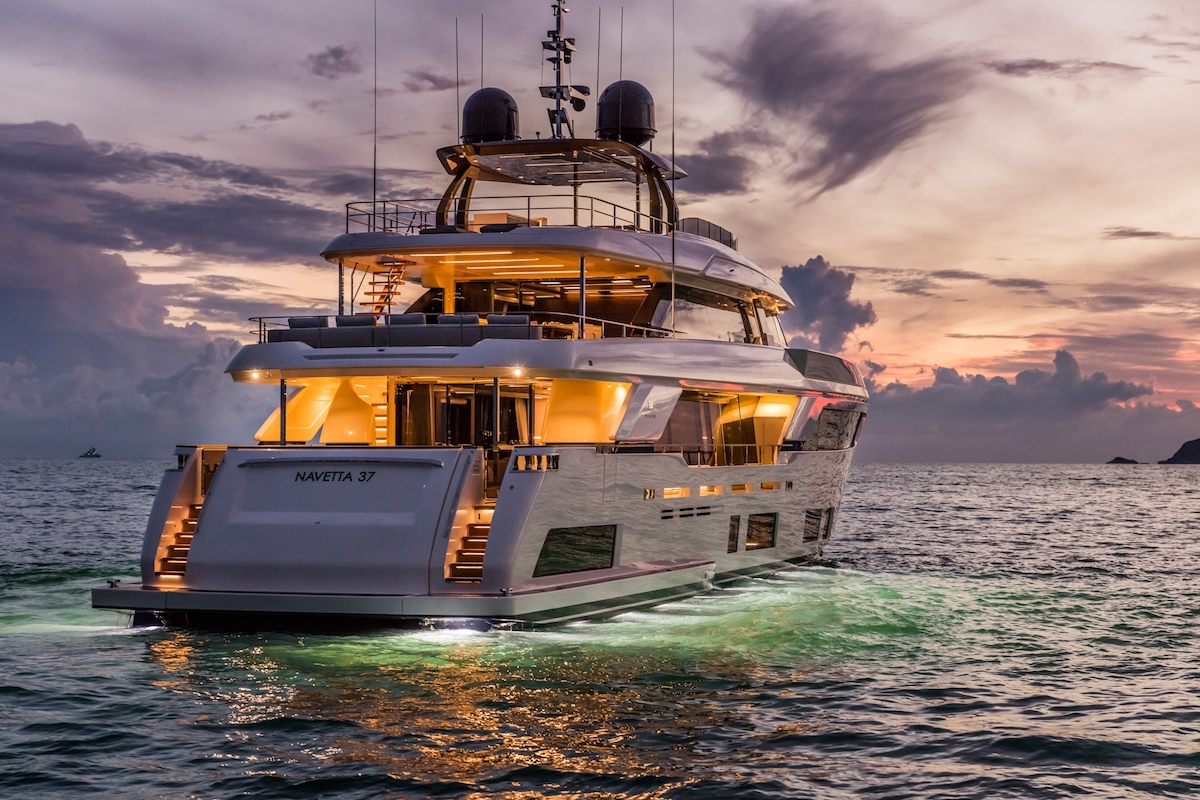 The Third Custom Line Navetta 37 Is Launched