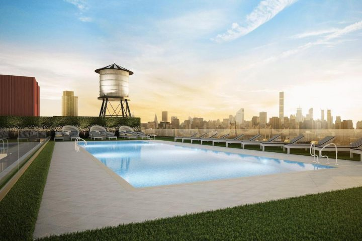 Long Island City's Luxury Rental Property ARC Is Set to Open for Leasing August 2017