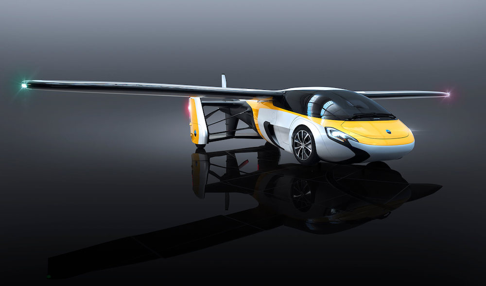 Available for Pre-Order AeroMobil 4.0 Is Set for Delivery in 2020