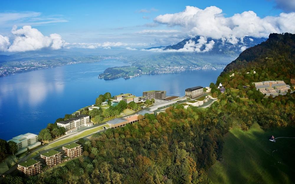 Bürgenstock Hotels & Resort Lake Lucerne to Debut on 28 August 2017