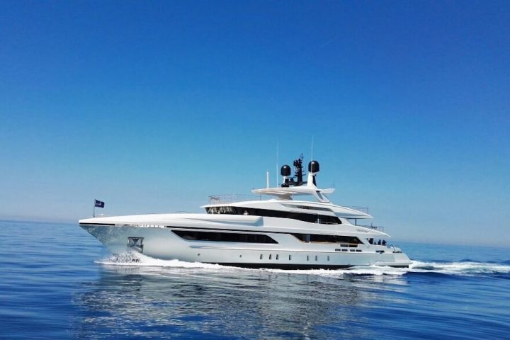 Baglietto Is Heading to Cannes Yachting Festival with Two Premieres