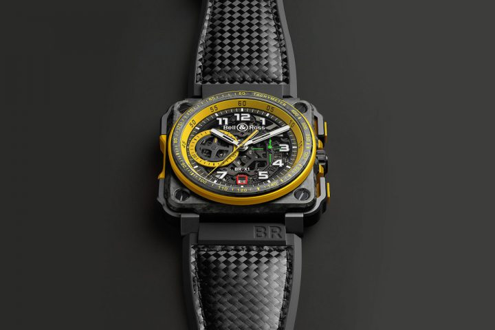 Bell & Ross Designs the BR-X1 RS17 Only Watch Timepiece for the Only Watch Auction