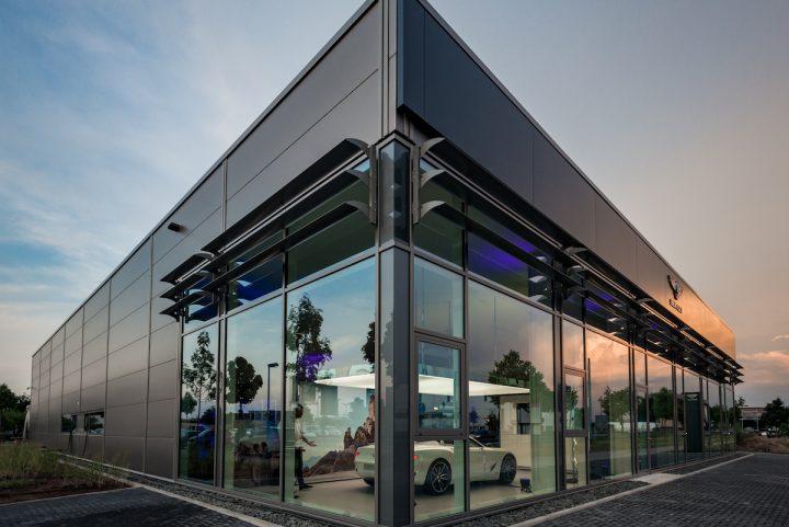 Bentley Mannheim All-New Showroom Opens