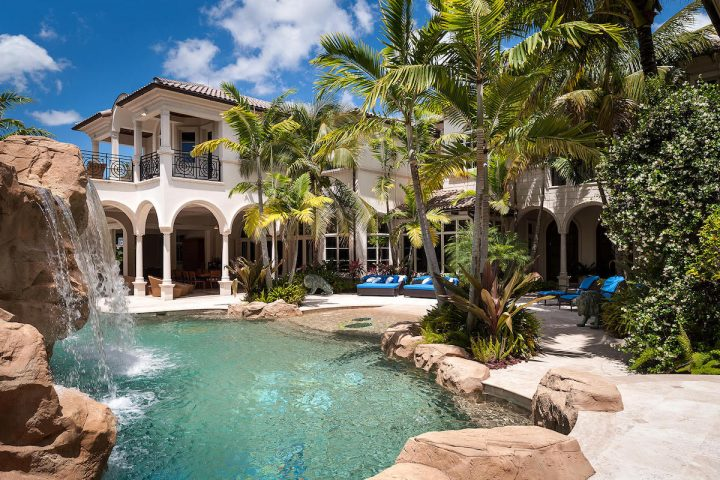 Casa Bell, One of the Most Exceptional Offerings of Its Kind in Florida, Has Hit the Market