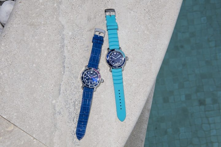 Chpard's Happy Ocean Watch Is Your Summer Must-Have