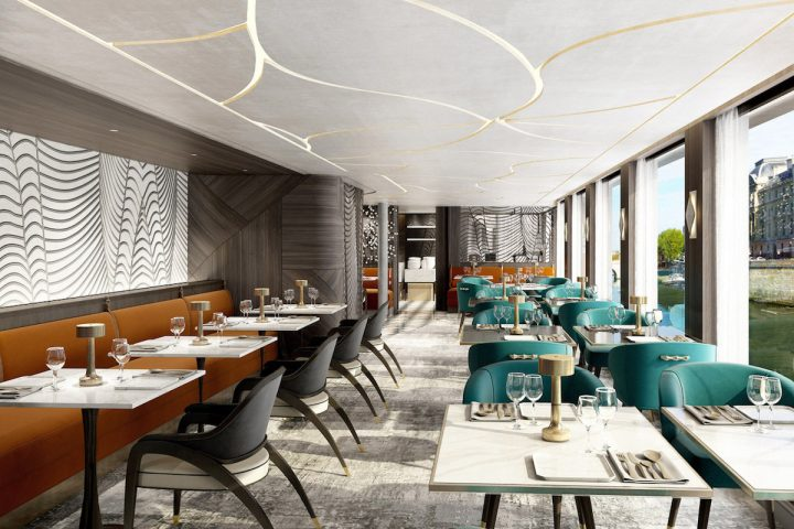 Crystal River Cruises Unveils Culinary Concepts to Be Featured Aboard Crystal Bach