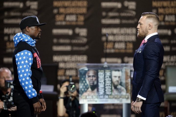 """Be Notorious as Conor McGregor in David August """"Eff You"""" Suit"""