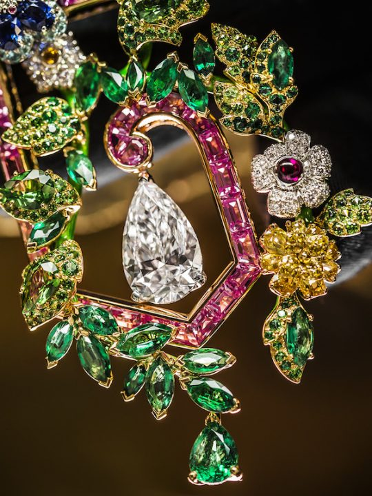 Dior à Versailles, Côté Jardins Fine Jewelry Collection