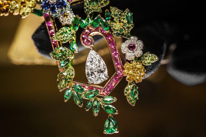 Dior à Versailles, Côté Jardins Fine Jewelry Collection