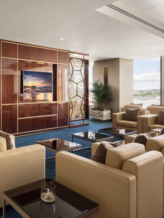 Emirates Opens a New Lounge at Boston Logan International Airport
