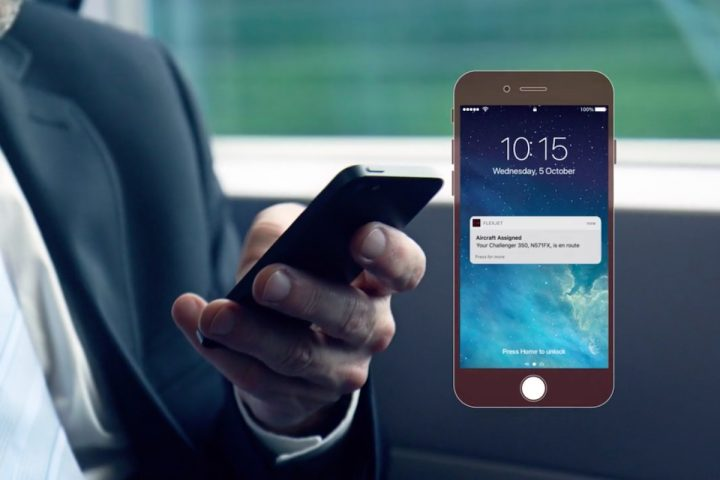 Introducing the New FlexJet App for iPhone
