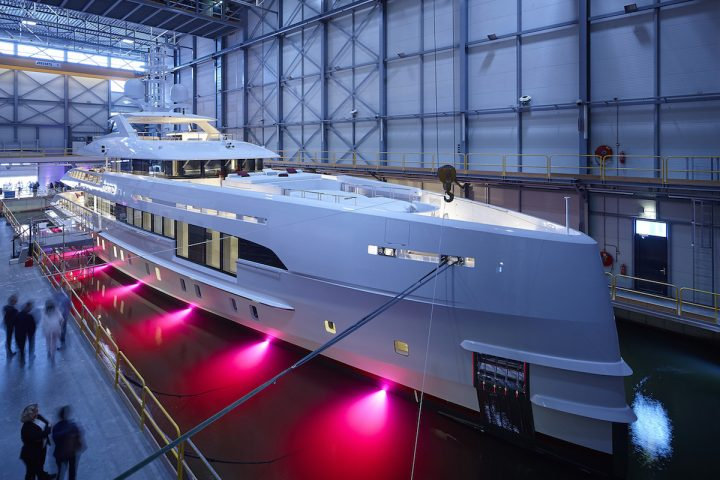 Heesen Yachts Celebrates the Delivery of YN 17850 – Home