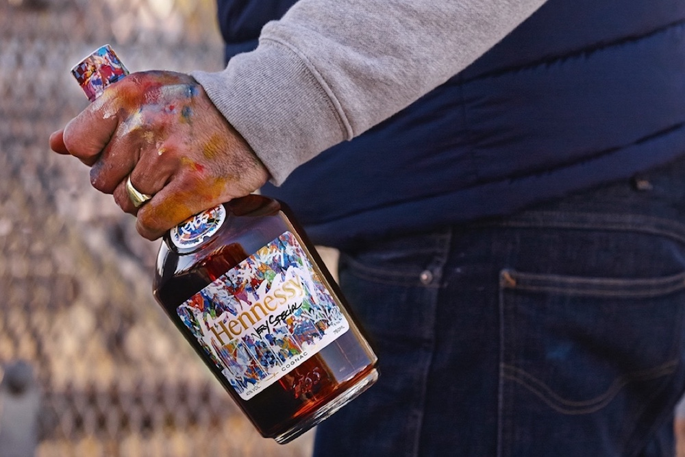 Hennessy V.S Limited Edition by JonOne