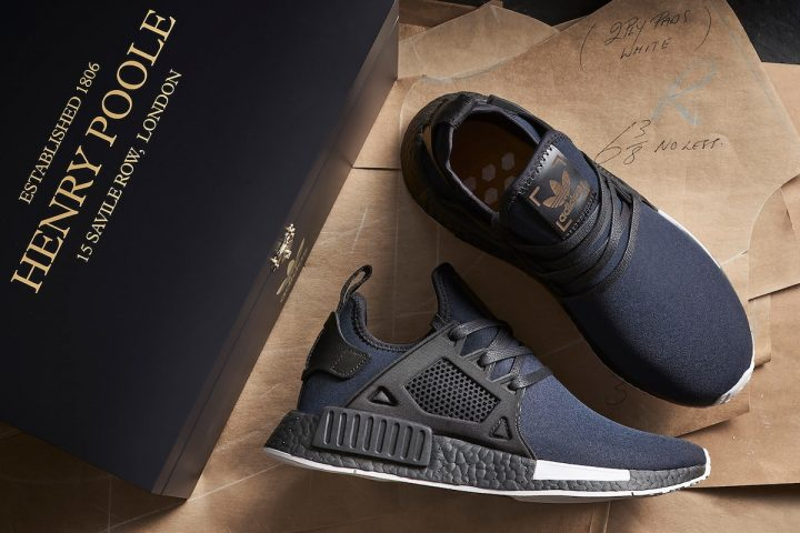 adidas Originals & Henry Poole Exclusive Collaboration