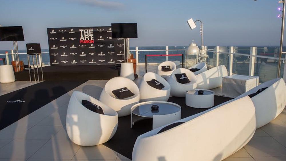 Hublot Presents Classic Fusion AeroFusion Chronograph Special Edition Ibiza