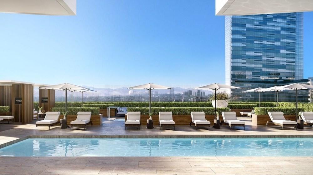 Park Hyatt Los Angeles Residences at Oceanwide Plaza