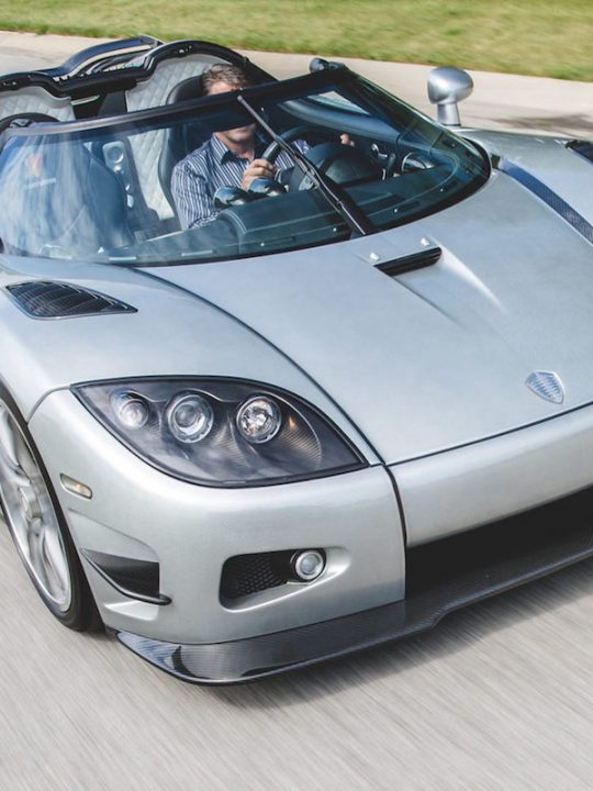 Floyd Mayweather's Koenigsegg CCXR Trevita to Be Auctioned Off