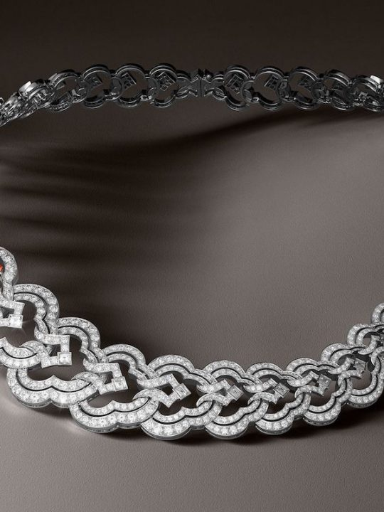 Louis Vuitton High Jewelry Collection Is The Weapon of Seduction