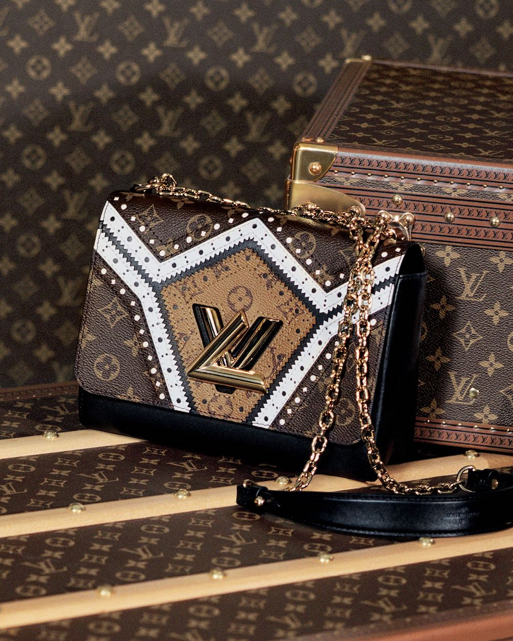 Louis Vuitton Series 7 Campaign for the Fall-Winter 2017 Collection