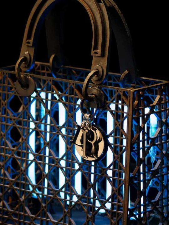 Lady Dior As Seen By Exhibition in Taipei