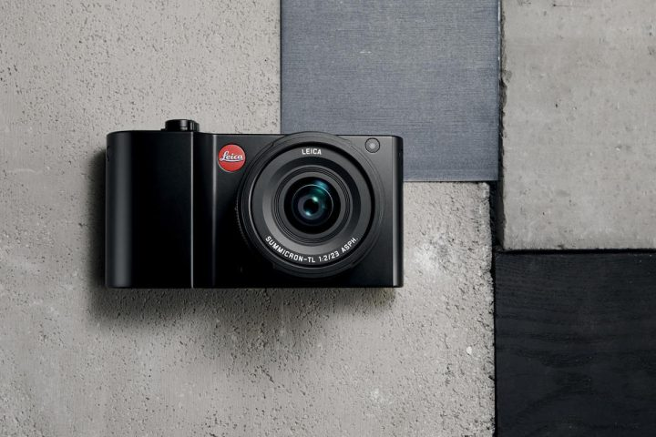 Leica TL2 Camera Is in a Class of its Own