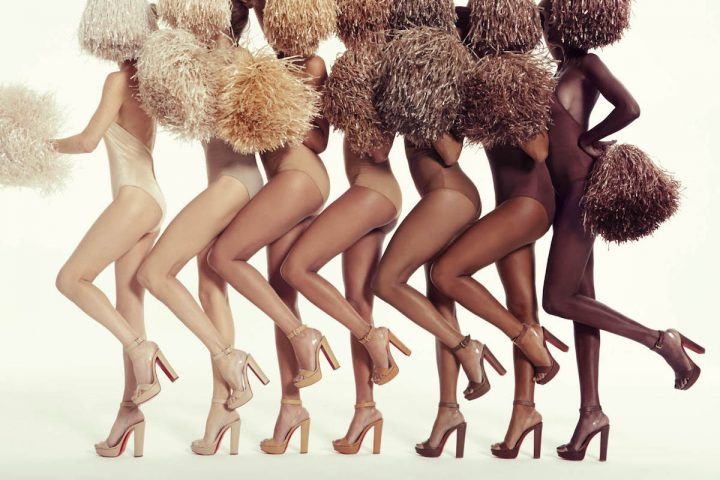 Christian Louboutin Spring-Summer 2017 Nudes Collection