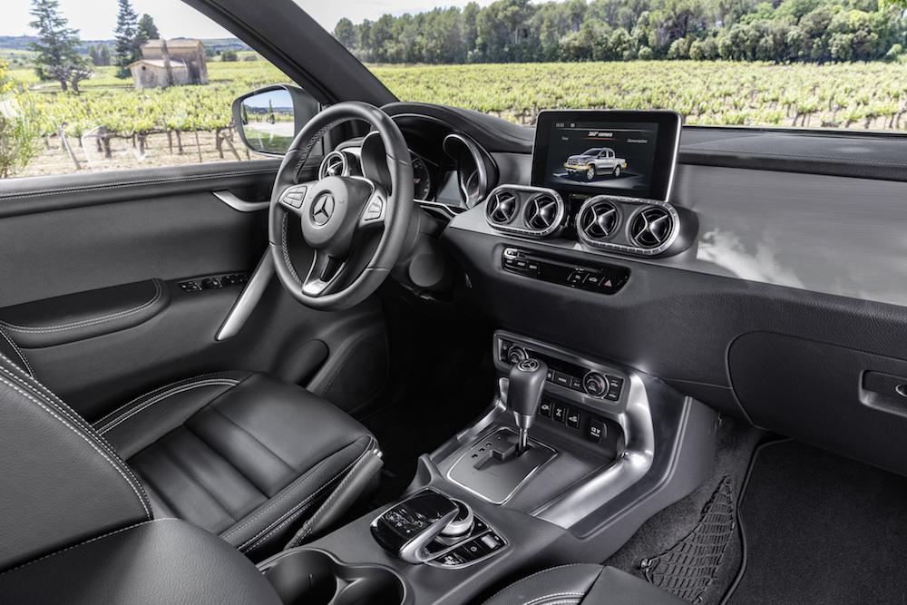 Mercedes-Benz X-Class Is the Rolls-Royce of Pickup Trucks