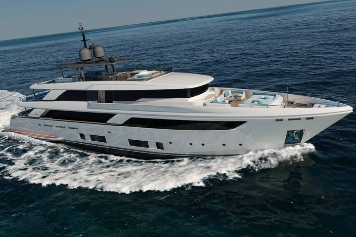 Custom Line 120' and Navetta 42 Have Found Their Owners