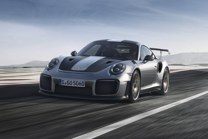 Porsche 911 GT2 RS Is the Most Powerful Street-Legal 911 Model of All Time