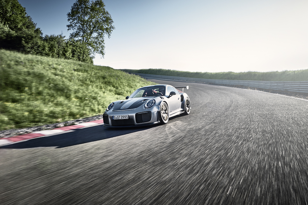 porsche 911 gt2 rs is the most powerful street legal 911 model of all time. Black Bedroom Furniture Sets. Home Design Ideas
