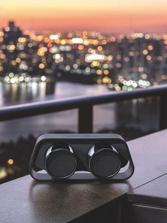 Porsche Design Bluetooth 911 Speaker