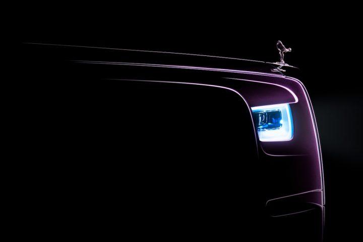 Rolls-Royce Phantom VIII Is Teased Ahead of Its Debut on 27 July, 2017