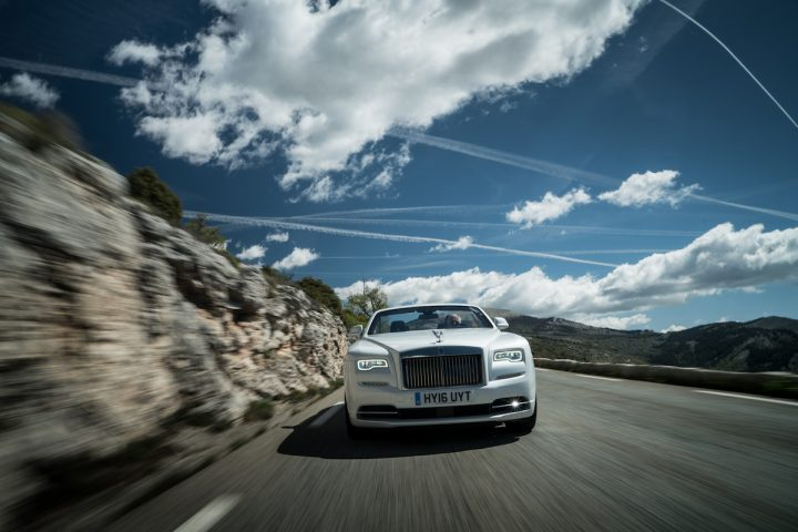 Rolls-Royce to Present a Collection of Bespoke Cars in the Mediterranean