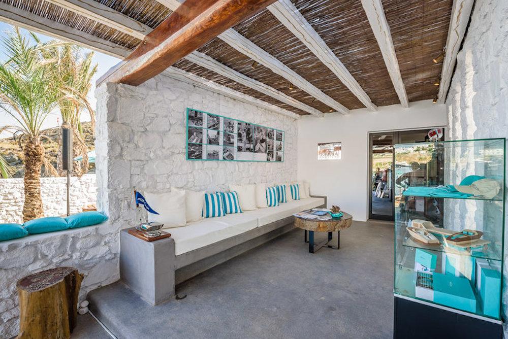 Riva Private Deck Opens in Mykonos