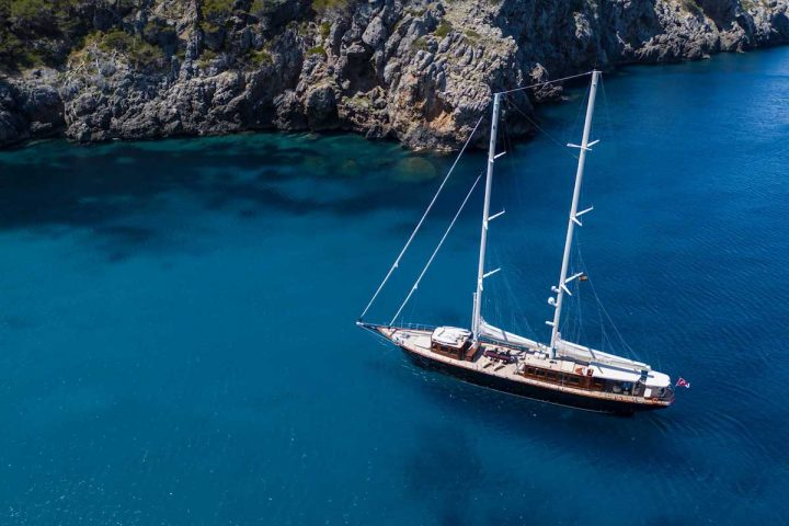 Satori Luxury Yacht Is a Boutique Hotel at Sea