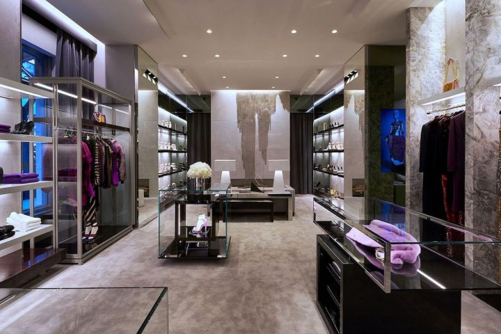 Tom Ford Madison Avenue Flagship Store