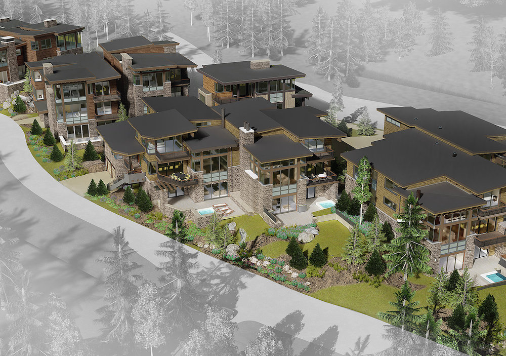 Thunder Spring Residences Are Taking Shape in Sun Valley, Idaho