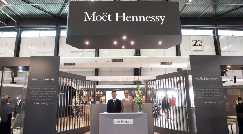 Moët Hennessy Exhibited 22 of Its Prestigious Maisons at Vinexpo Bordeaux