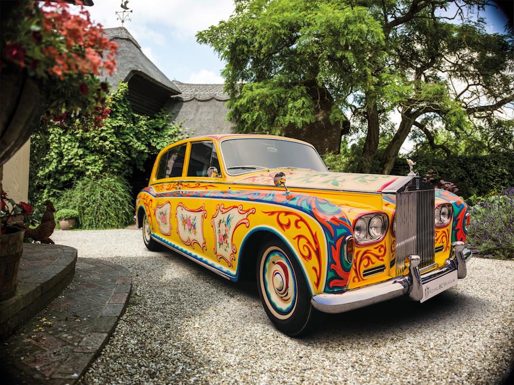 The John Lennon Phantom V to Join The Great Eight Phantoms, a Rolls-Royce Exhibition