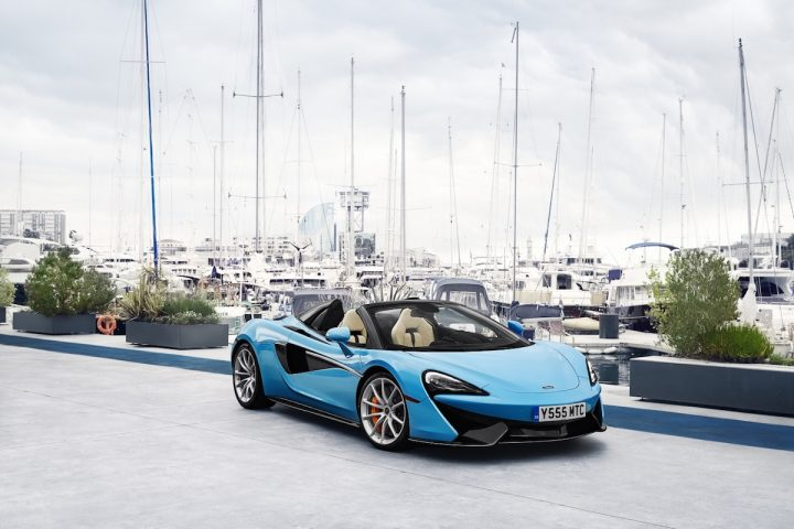 McLaren Sports Series Summer Tour Commenced in Barcelona