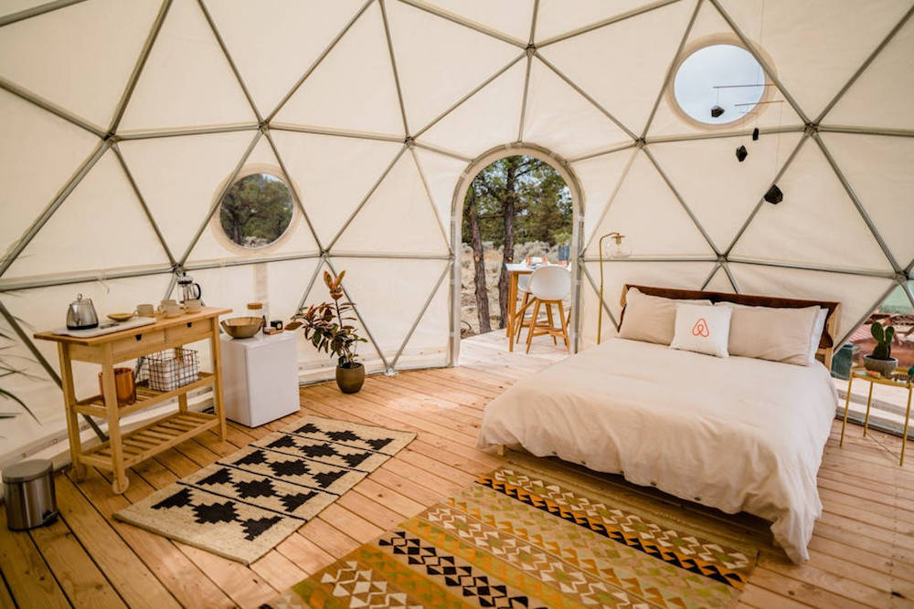 Airbnb & National Geographic Present Night at Solar Eclipse Experience
