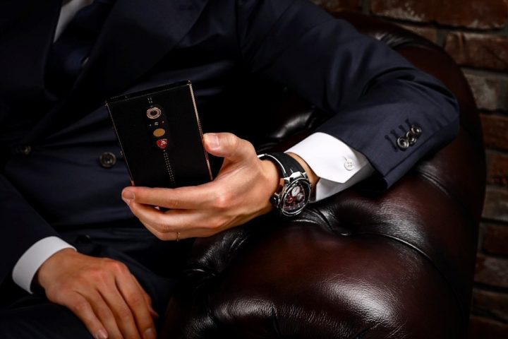 Alpha-One Premium Smartphone Is Now Available at Harrods and Dubai Mall