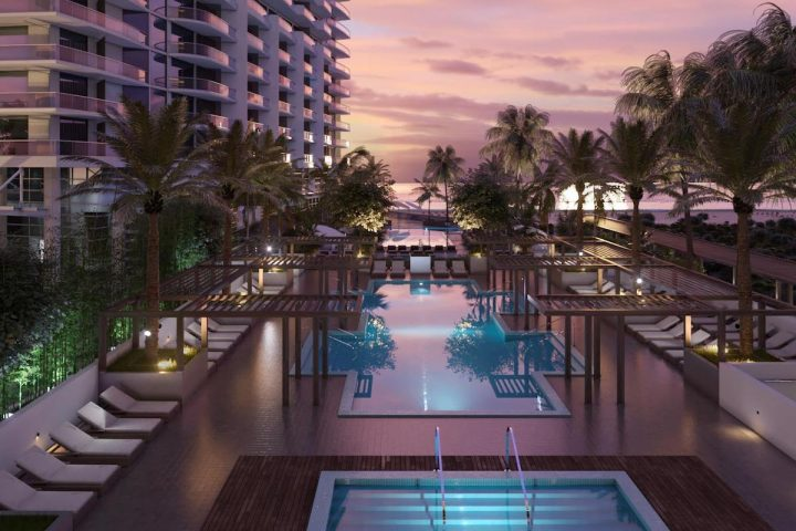 Amrit Ocean Resort & Residences Will Introduce a New Way of Mindful Living in Palm Beach